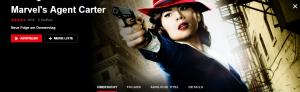 Agent Carter Staffel 2 bei Netflix