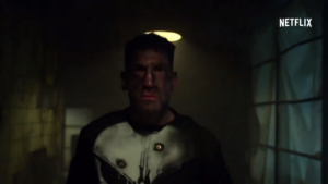 Punisher in The Defenders