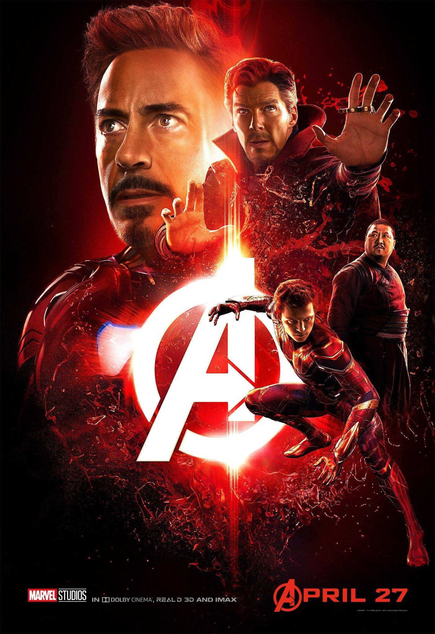 Marvel Veroffentlicht Funf Infinity War Poster Marvel News De